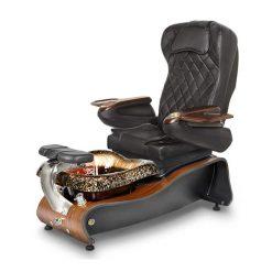La Violette Spa Pedicure Chair Black