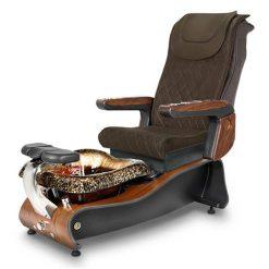 La Violette Spa Pedicure Chair Truffle 1