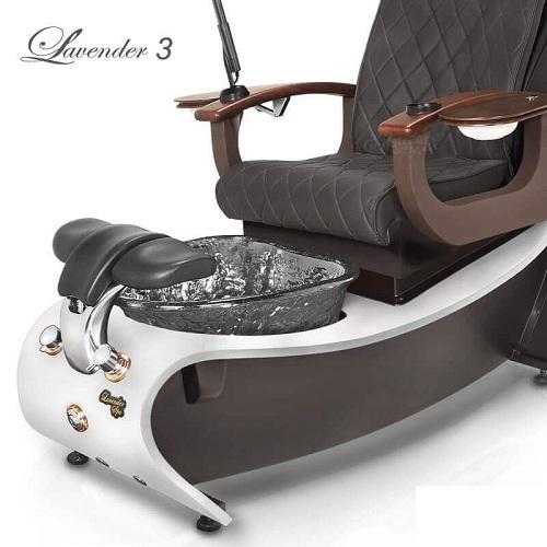 Lavender 3 Pedicure Spa Package
