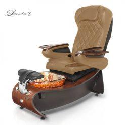Lavender 3 Spa Pedicure Chair