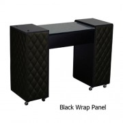 Le Beau Aussi Manicure Table Black A - 2