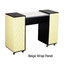 Le Beau Aussi Manicure Table Black A - 8