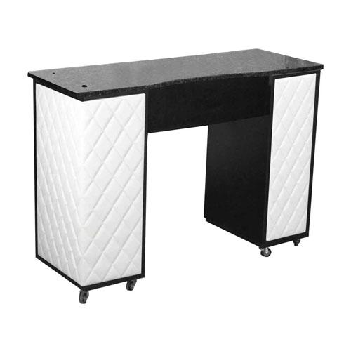 Le Beau Aussi Manicure Table Black B