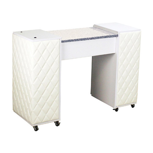 Le Beau Aussi Manicure Table White A