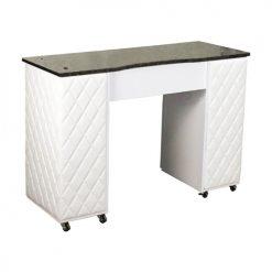 Le Beau Aussi Manicure Table White B