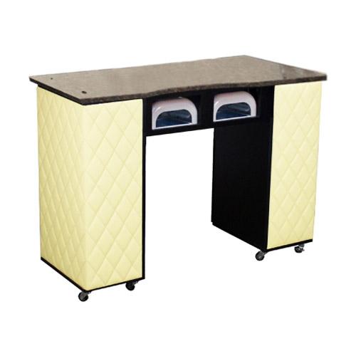 Le Beau Aussi UV Manicure Table Black B