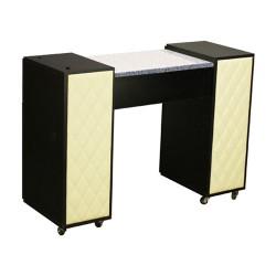 Le Beau Manicure Table Black A - 8