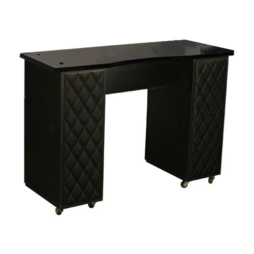 Le Beau Manicure Table Black B