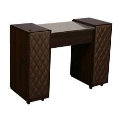 Le Beau Manicure Table Chocolate A - 1