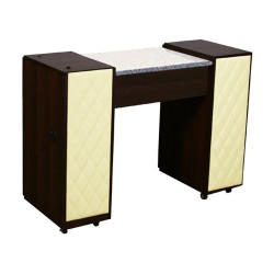 Le Beau Manicure Table Chocolate A - 5