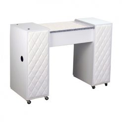 Le Beau Manicure Table White A