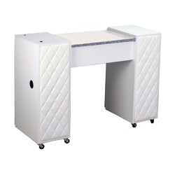 Le Beau Manicure Table White A-1