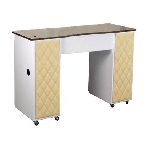 Le Beau Manicure Table White B