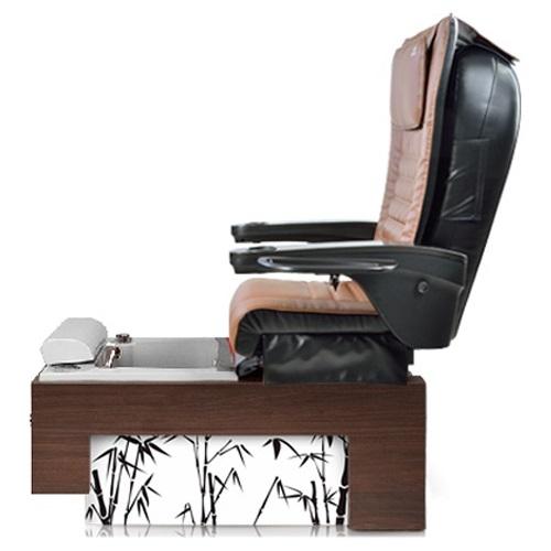 Legato Vented Spa Pedicure Chair