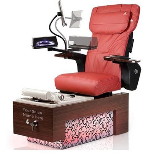 Legato Vented Spa Pedicure Chair 1 9u