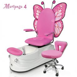 Mariposa 4 Spa Pedicure