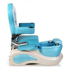 Mermaid Kids Spa Pedicure Chair