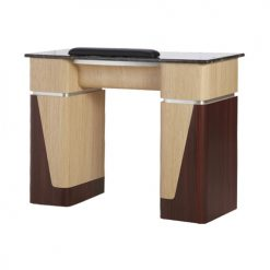 Nail Table T 06 (Ash / Rosewood)