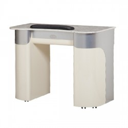 Nail Table T 108 (Beige Aluminum)1