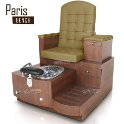 Paris Spa Pedicure Bench 010
