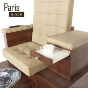 Paris Triple Spa Pedicure Bench 202