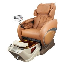 Rose 8000 Luxury Super Relax Spa Pedicure Chair - 2a