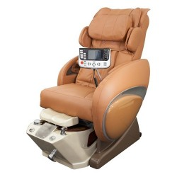 Rose 8000 Luxury Super Relax Spa Pedicure Chair - 4a