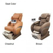 Rose 8000 Luxury Super Relax Spa Pedicure Chair - seat color