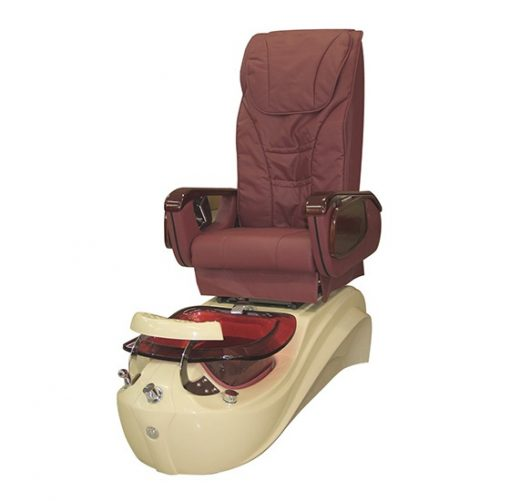 Ruby Spa Pedicure Chair