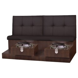 Tiffany Double Spa Pedicure Bench 020