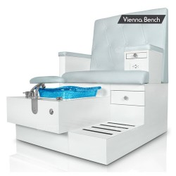 Vienna Triple Spa Pedicure Bench 010