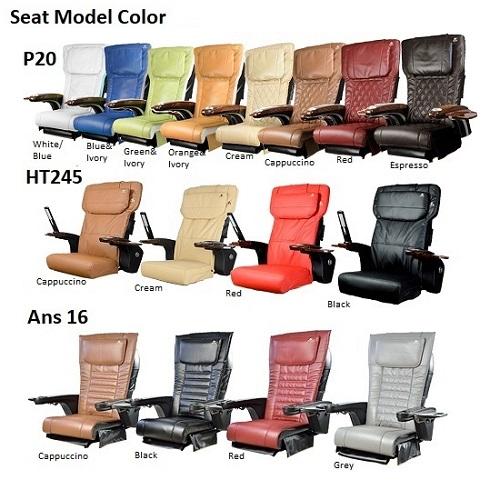 Artelli Spa Pedicure Chair