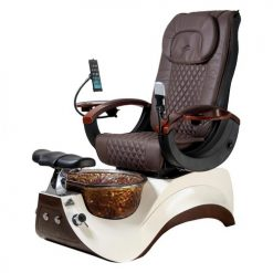 Alden Crystal Pedicure Chair Package