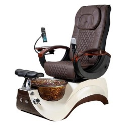 Alden Crystal Pedicure Chair Package - 10