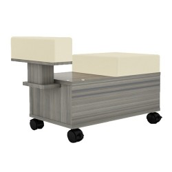 Alera Pedicure Trolley With Footrest 020