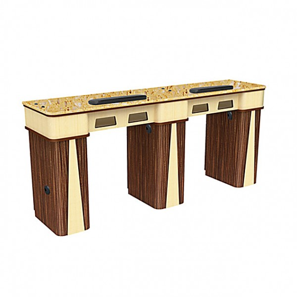 Atlanta Gel Double Table