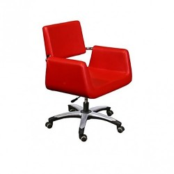 Beatrice Customer Chair-red-1