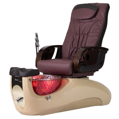 Bravo LE Spa Pedicure Chair
