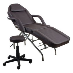 Facial Bed ZD-803 with Stool - 3a