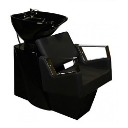 Fiore Shampoo Chair Station-1