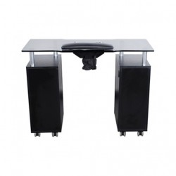 Glasglow Nail Table with Fan 111