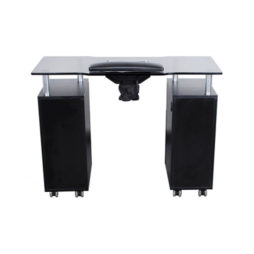 Glasglow Nail Table with Fan