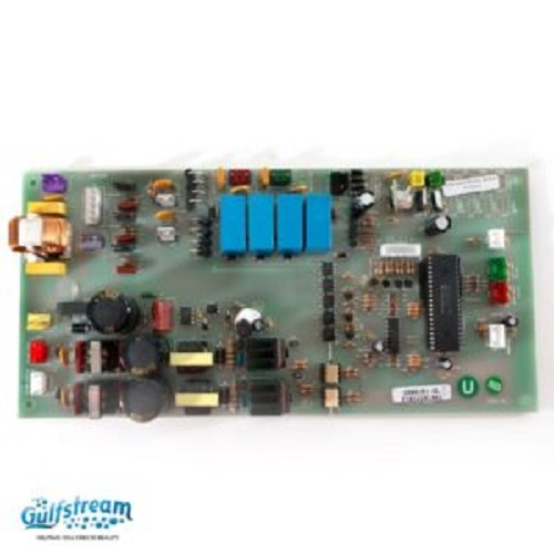 Gs8017 9600 Circuit Board