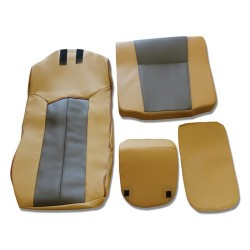 Gs9037 9622 Chair Leather Covers - 1a