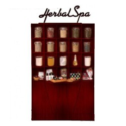 Herbal Display Cabinet - 1a