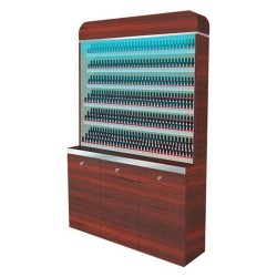 I Polish Rack With Gel Color Cabinet - 48 - 5a