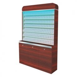 I Powder Rack With Powder Cabinet – 48″
