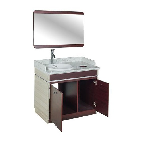 I Single Sink With Faucet – 35″