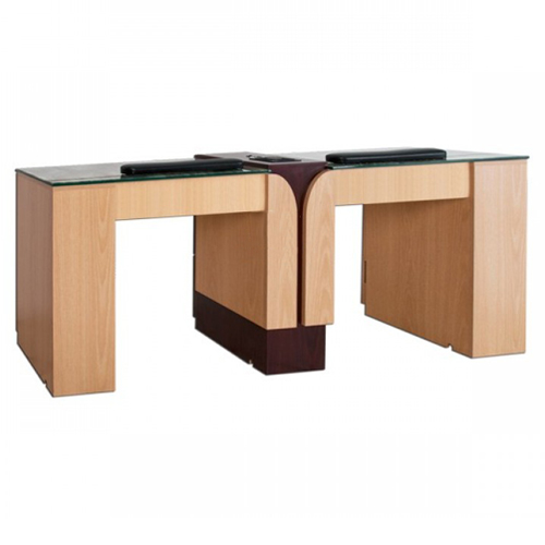 Ion Double Nail Table