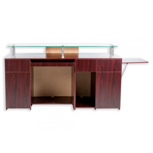 Ion Reception Counter